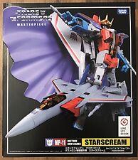 Takara Tomy Transformers MP-11 Starscream New (Long Life Design)