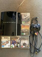 Sony PlayStation 3  40 GB Console - Black