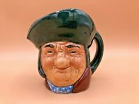 Royal Doulton Small Character Collectible Jug Toby Philpots