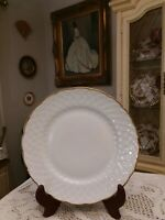 "BERNARDAUD ""BAUDELAIRE"" DINNER PLATE 10 1/4"" LIMOGES FRANCE**NEW WITH STICKERS**"