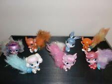 Disney Princess Palace Pets Friends Toy Figures x 7