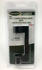 "Weaver 48540 Integral 1-Pc Scope Mount System, 1"" / Medium for TC Encore & Omega"