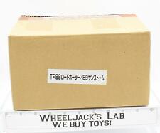 Sunstorm Road Hauler 88 89 Ehobby W MAILER BOX Takara Exclusive G1 Transformers