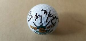 Cindy Morgan signed Bushwood Country Club golf ball w/case Caddyshack  JSA coa