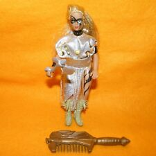 Vintage 1985 Galoob GOLDEN GIRL WILD ONE Action Figure + Clothing Weapon & Comb