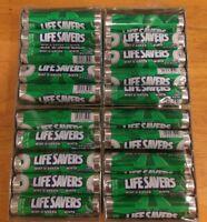 2 Pack Lifesavers Mint Wint O Green 40 Rolls Wintergreen (See Details)
