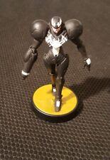 Custom Venom Samus amiibo Super Smash Bros Ultimate, Nintendo Switch, Wii U, 3DS