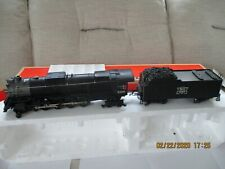 Lionel No. 6-18001 RI Rock Island 4-8-4 Locomotive and Tender - O Gauge in Box