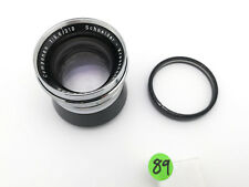 210mm f/5.6 Schneider Componon Lens in Chrome Barrel