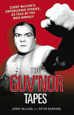 The Guv'nor Tapes by Lenny McLean & Peter Gerrard (Paperback)