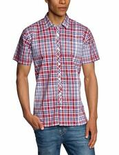 Tommy Hilfiger Men's Short Sleeve Casual Shirts & Tops