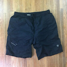 Bontrager Mens Padded Cycling Shorts Sz 2XL Casual Baggy Biking Bicycling Ride