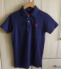 Men wear POLO  ASSN  cotton and polyester T shirt size small