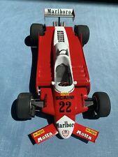 1/12 Scale Built Model Alpha Romeo Formula 1 Race Car