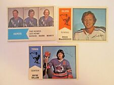 1974-75 O-pee-chee WHA Complete Set w/Gordie Howe and Bobby Hull