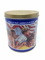 Trail's End Caramel Corn (popcorn) Collectable Tin