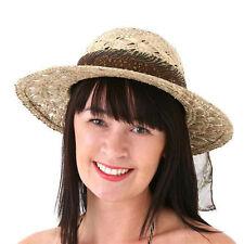 Straw Panama Hats for Women