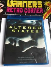 Altered States Movie Film 🎥 blu ray region B