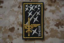 Z074 écusson insigne patch brodé militaire Base Opérationnelle Mobile Aéroportée
