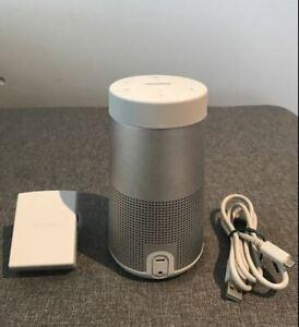 Bose Soundlink Revolve Portable Bluetooth Speaker Silver - Genuine Bose