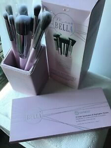 Bh Cosmetics Mrs Bella Set Brush And Palette Eyeshadow