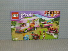 LEGO® Friends Bauanleitung 3184 Adventure Camper Heft 2 instruction B2496