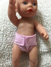 dolls clothes made to fit 32cm Little Baby Born Dolls (SMALL)