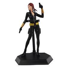"9"" Marvel Avengers Black Widow Natasha Action Figure Toy Statue Decor Crazy Toys"
