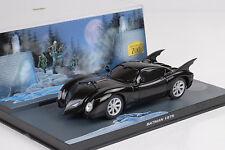Movie Car Batman #575 Batmobil Detective Magazine Series Comics Model 1:43