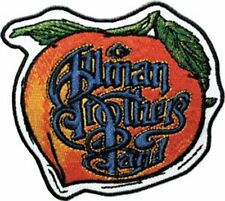 """The Allman Brothers Iron On Patch 3.5"""" x 3.2"""" Licensed by C&D Visionary P-0655"""