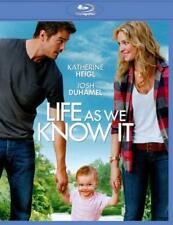 LIFE AS WE KNOW IT NEW BLU-RAY/DVD