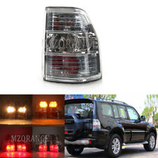 Right Side Tail Light For Mitsubishi Pajero V97 2007-15 Rear Brake Lamp W/Blubs