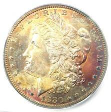 1880-O Morgan Silver Dollar $1 - Certified ICG MS64+ Plus Grade - $2,000 Value!