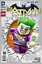 BATMAN #36 LEGO VARIANT COVER NEAR MINT 2014 DC COMICS