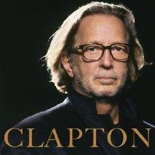 """ERIC CLAPTON """"CLAPTON"""" LP VINYL NEU"""