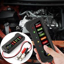 12V 6 LED Car Battery Tester Alternator State Check Diagnostic Tool not digital
