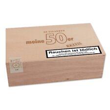 Meine 50er Brasil 50 Zigarren / 47912