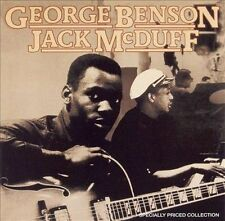 George Benson/Jack McDuff by George Benson (Guitar) (CD, Sep-2007, Prestige)