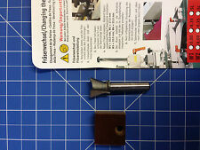 Hoffmann-Hartmetallfräser W-4 8,00mm