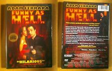 Adam Ferrara - Funny As Hell (DVD, 2009) Stand-up Comedy Special (Sealed)