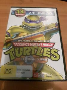 teenage munant ninja turtles TMNT volume 10 new sealed