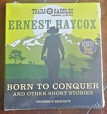Ernest Haycock: Born to Conquer & Other Short Stories (CD, 2014) Free Shipping!