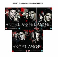 ANGEL Complete Series Collection 1-5 DVD Season 1 2 3 4 5 UK Release NEW R2