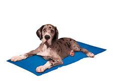 Couchage, paniers et corbeilles coussins bleus en nylon pour chien