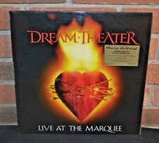 DREAM THEATER - Live At The Marquee, Ltd Import 180G COLORED VINYL LP #'d New!