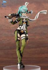 Anime Sword Art Online II 3 Edition Sinon Action Asada Shino Doll Figure No Box