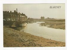 The Quay Blakeney Norfolk Postcard 425a