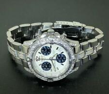 BREITLING MEN'S COLT CHRONO OCEAN A53350 DIAMOND WATCH