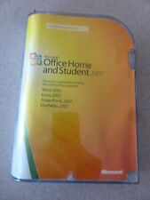 Microsoft Office Home & Student 2007 w/Key Product Key