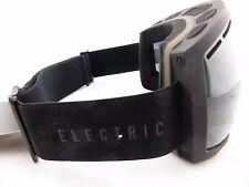 Electric EG2 Snow Goggles Matte Black - Jet Black + Light Green Lens